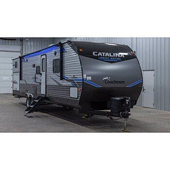 2021 Coachmen Catalina for sale 300321437