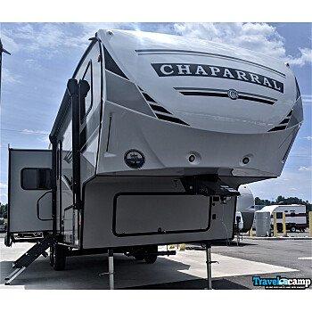 2021 Coachmen Chaparral for sale 300229695