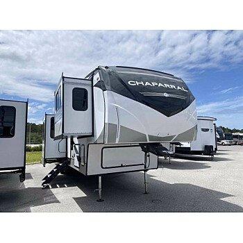 2021 Coachmen Chaparral for sale 300307727