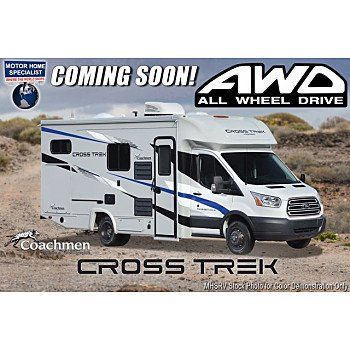 2021 Coachmen Cross Trek for sale 300240312