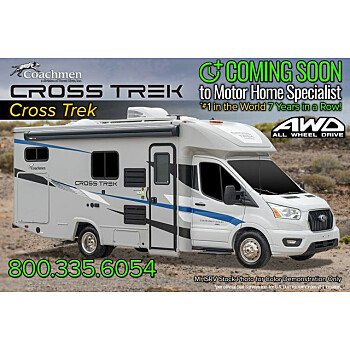 2021 Coachmen Cross Trek for sale 300263683