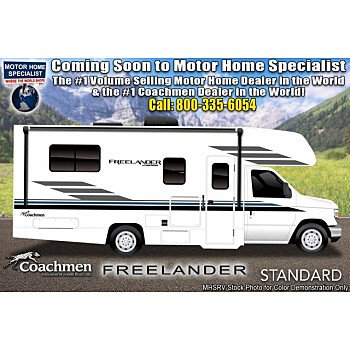 2021 Coachmen Freelander for sale 300245226