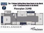 2021 Coachmen Freelander for sale 300249609
