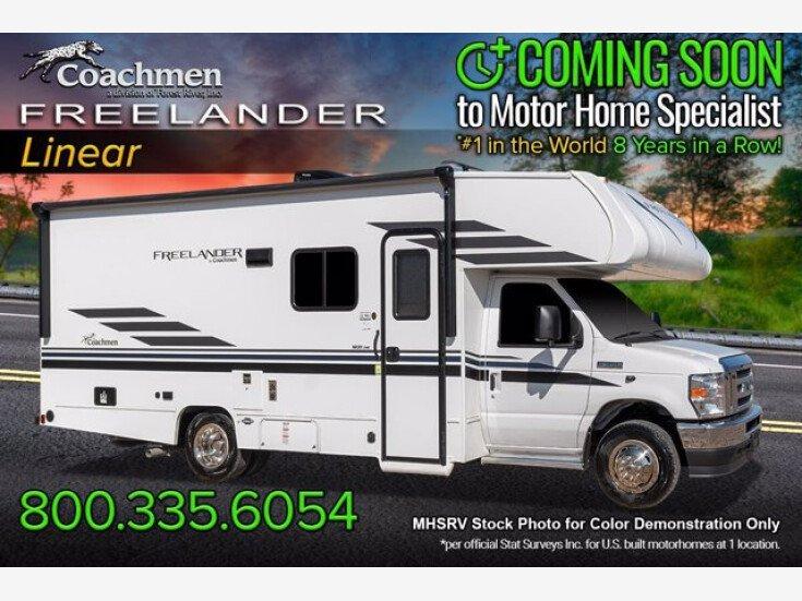 2021 Coachmen Freelander for sale 300295535