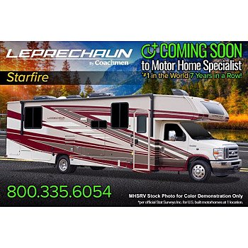 2021 Coachmen Leprechaun for sale 300234775