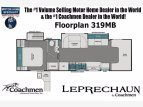 2021 Coachmen Leprechaun 319MB for sale 300266151