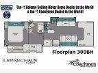 2021 Coachmen Leprechaun for sale 300280610