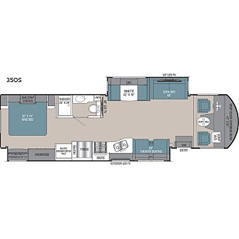 2021 Coachmen Mirada for sale 300245827