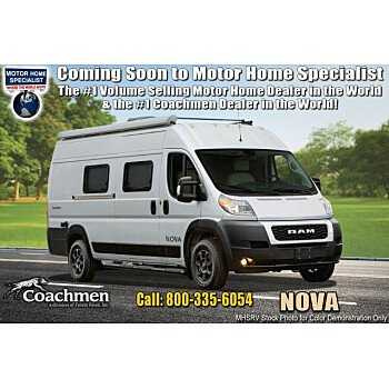 2021 Coachmen Nova for sale 300232930