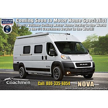 2021 Coachmen Nova for sale 300262119