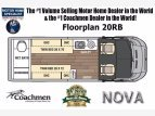 2021 Coachmen Nova for sale 300277170
