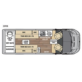 2021 Coachmen Nova for sale 300289465
