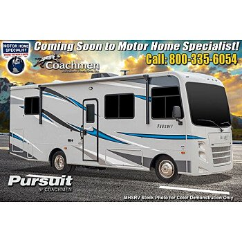 2021 Coachmen Pursuit for sale 300264464