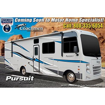 2021 Coachmen Pursuit for sale 300267536