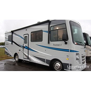 2021 Coachmen Pursuit for sale 300271657