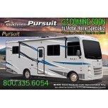 2021 Coachmen Pursuit for sale 300282134