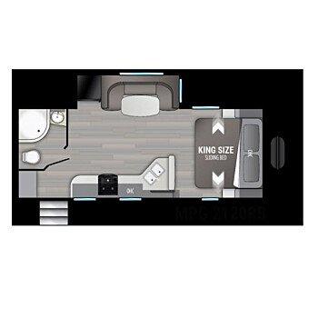 2021 Cruiser MPG for sale 300254309