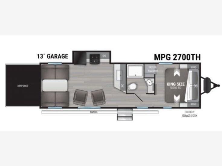 2021 Cruiser MPG for sale 300295156