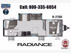 2021 Cruiser Radiance for sale 300305227