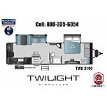 2021 Cruiser Twilight for sale 300314043