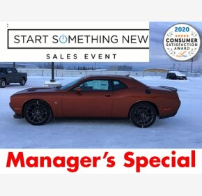 2021 Dodge Challenger R/T Scat Pack for sale 101412710