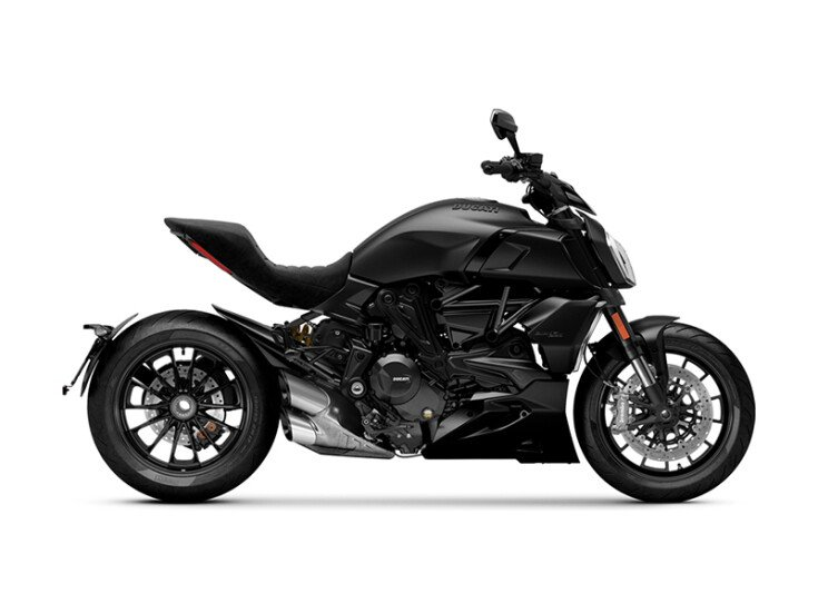 2021 Ducati Diavel 1260 specifications