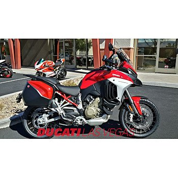 2021 Ducati Multistrada 1158 for sale 201060533