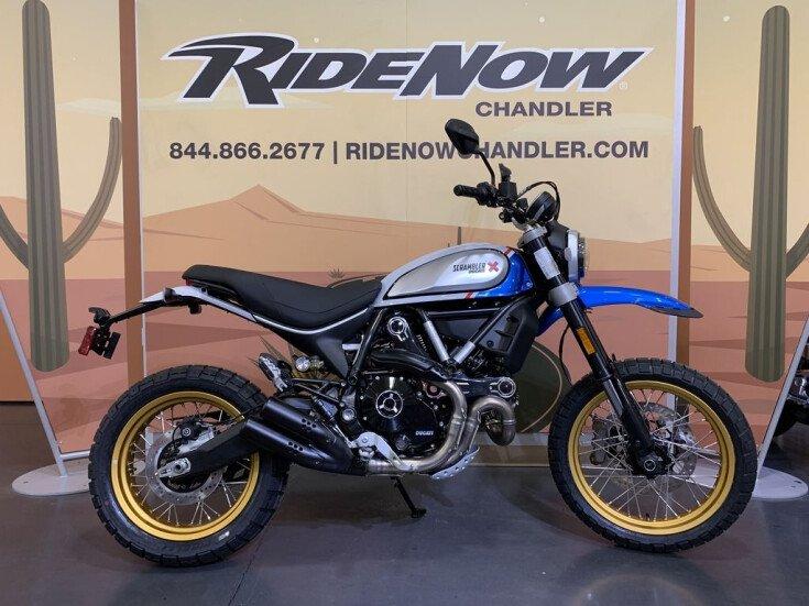 2021 Ducati Scrambler Desert Sled for sale 201049468