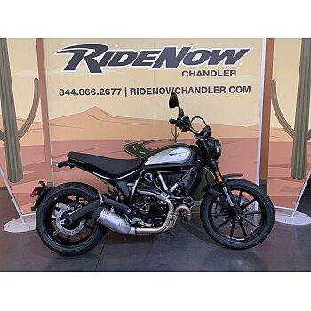 2021 Ducati Scrambler Desert Sled for sale 201065613