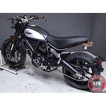 2021 Ducati Scrambler Desert Sled for sale 201161433