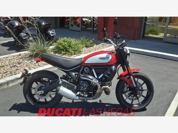 2021 Ducati Scrambler Desert Sled for sale 201173614