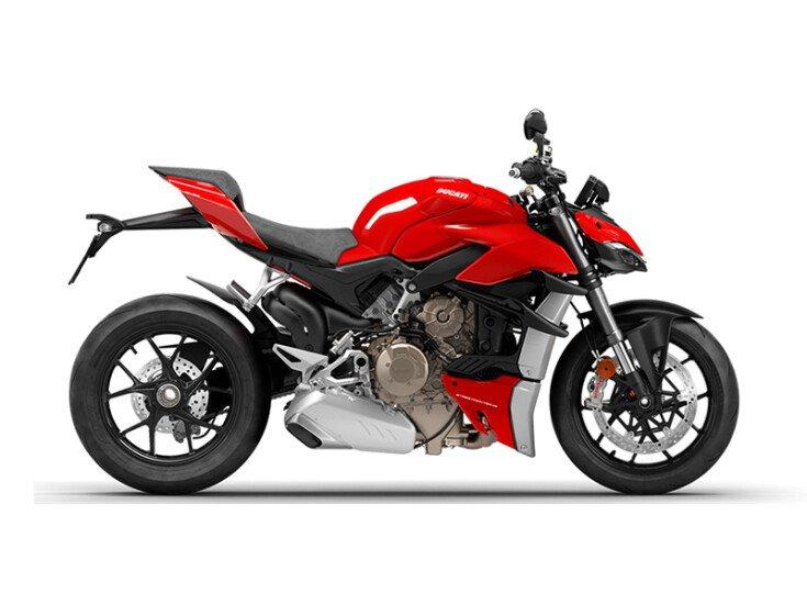 2021 Ducati Streetfighter V4 specifications