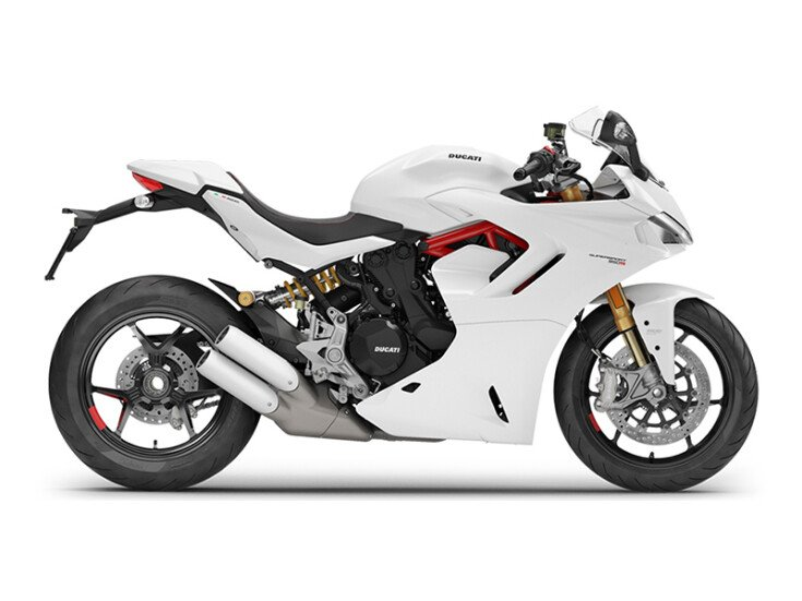 2021 Ducati Supersport 750 950 S specifications