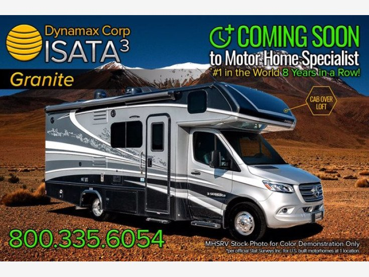 2021 Dynamax Isata for sale 300269848