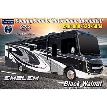 2021 Entegra Emblem for sale 300267320