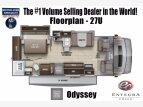 2021 Entegra Odyssey for sale 300263682