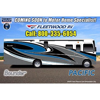 2021 Fleetwood Bounder for sale 300240308