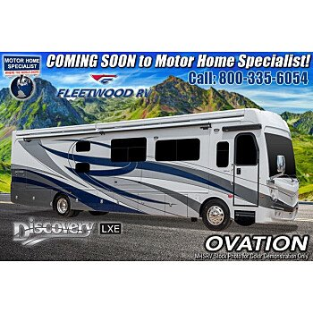 2021 Fleetwood Discovery for sale 300237473