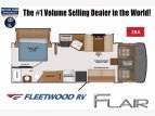 2021 Fleetwood Flair for sale 300243925