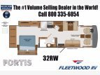2021 Fleetwood Fortis for sale 300249222