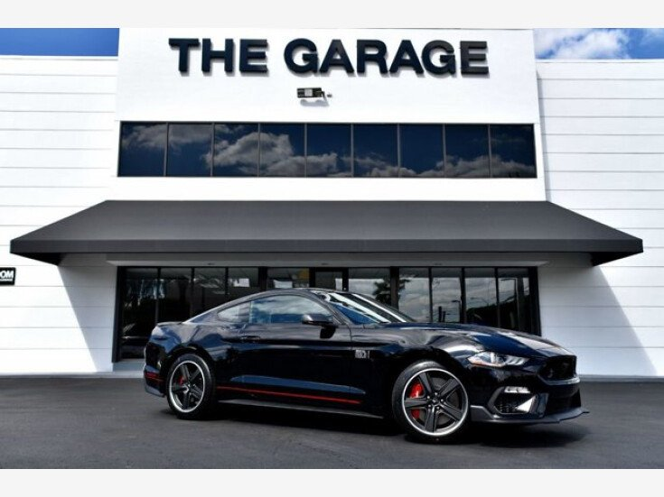 2021 Ford Mustang for sale 101479613