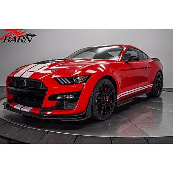 2021 Ford Mustang Shelby GT500 for sale 101612970
