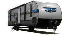 2021 Forest River Salem 26DBUD specifications