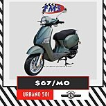 2021 Genuine Urbano 50i for sale 201031869