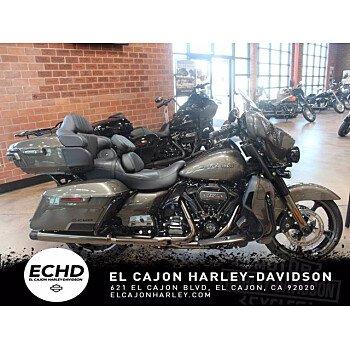 2021 Harley-Davidson CVO Limited for sale 201046666