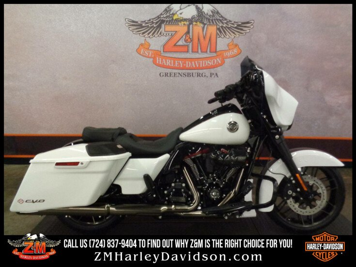 2021 Harley-Davidson CVO for sale 201053991