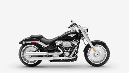 2021 Harley-Davidson Softail Fat Boy 114 for sale 201028900