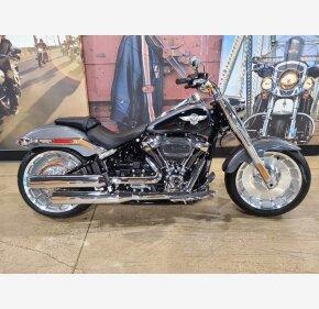 2021 Harley-Davidson Softail Fat Boy 114 for sale 201030198