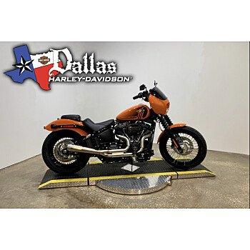 2021 Harley-Davidson Softail Street Bob 114 for sale 201031344