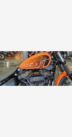2021 Harley-Davidson Softail Street Bob 114 for sale 201031745